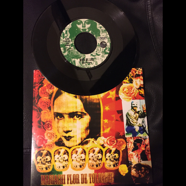 NEW!  45rpm 7″ Limited Edition Vinyl Pressing  Dicen / When We Love