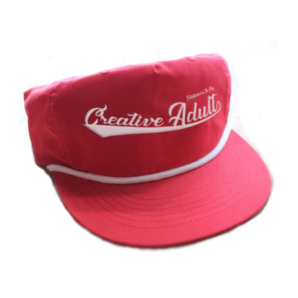 Creative Adult - Skate Hat