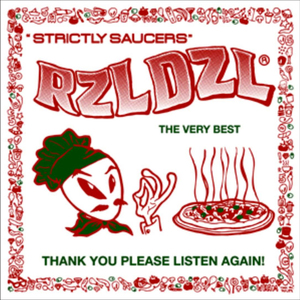 RZL DZL - Strictly Saucers CD