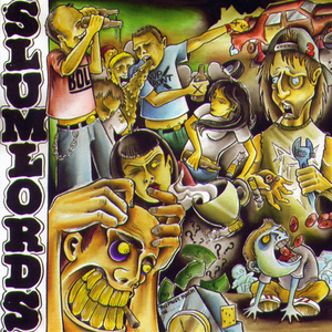 Slumlords - On The Stremph! CD