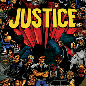 Justice - S/T (Elephant Skin) CD