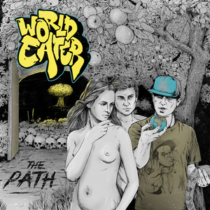 WORLD EATER ´the path´ LP|CD|Digital