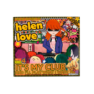 Helen Love - It's My Club - CD
