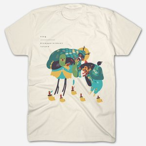 TTNG - Disappointment Island - T-shirt