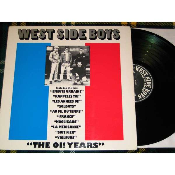 West Side Boys - The Oi! Years