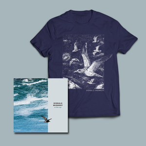 Signals Midwest - At This Age + Seagull Tee Bundle