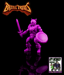 Battle Tribes Battle Builder Livid Purple