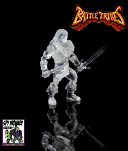 Battle Tribes Battle Builder Ghost Clear