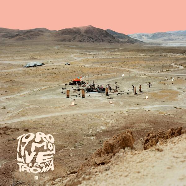 Toro Y Moi - Live From Trona (Carpark) $16.99