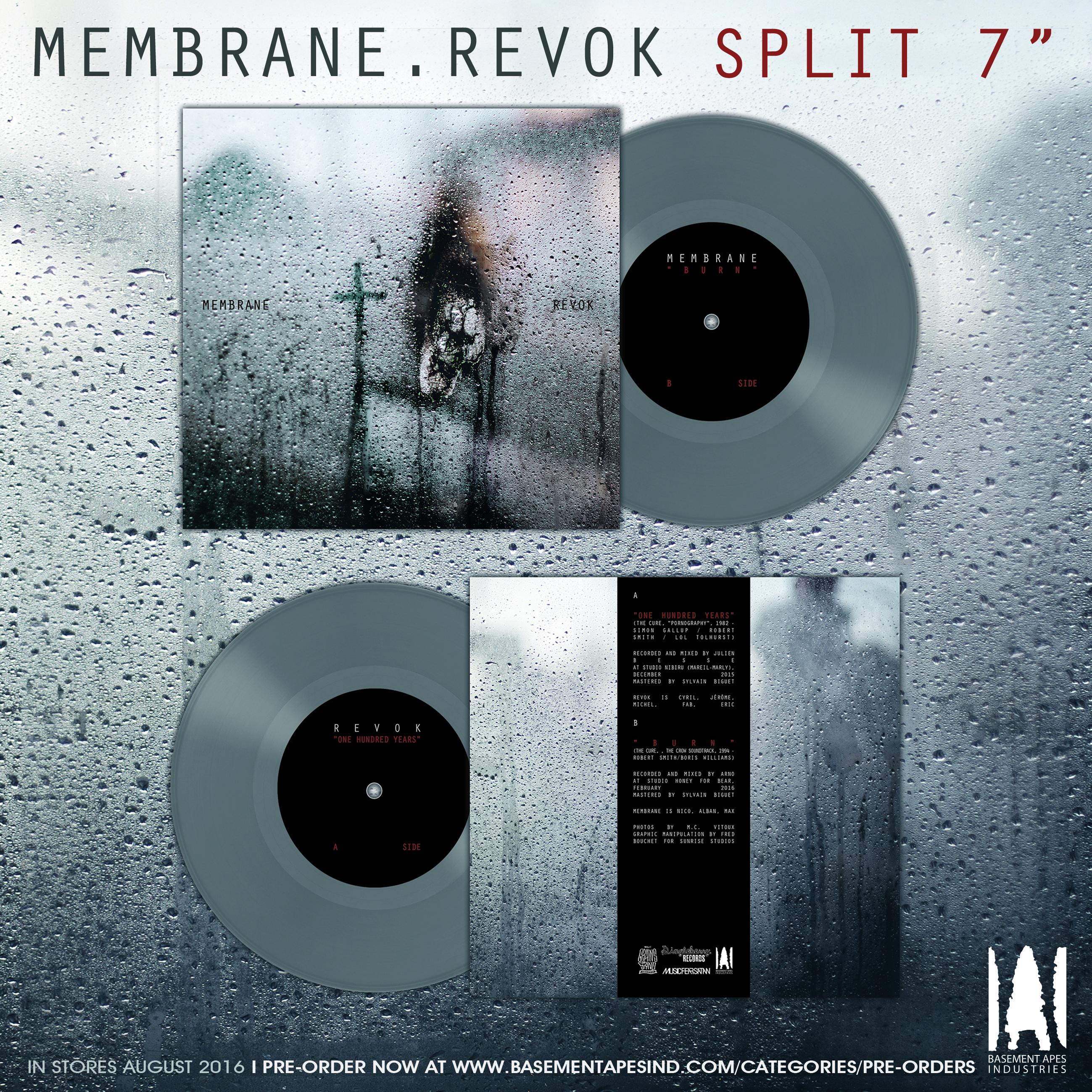 MEMBRANE I REVOK Split 7