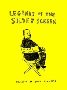 LEGENDS OF THE SILVER SCREEN book