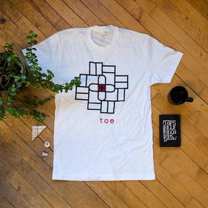 toe - Squares T-Shirt
