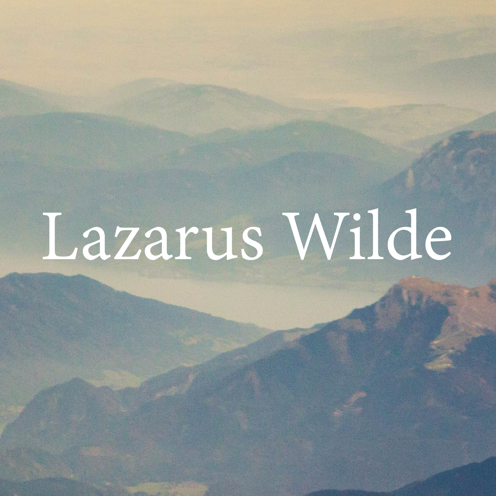 Lazarus Wilde - 'Self Titled' EP
