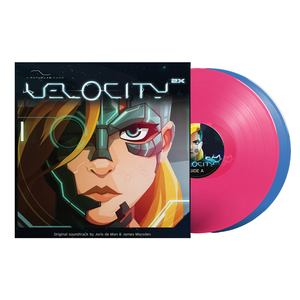 Velocity 2X - Official Game Soundtrack
