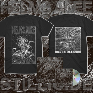 Helms Alee - Stillicide - Vinyl/CD + T-Shirt Bundle
