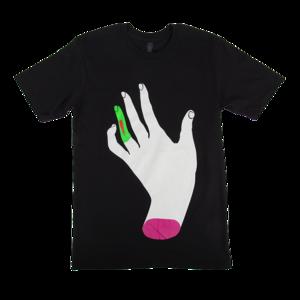 Polica - Hand T-Shirt