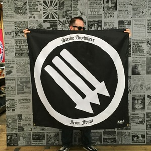 Strike Anywhere 'Strike' Banner