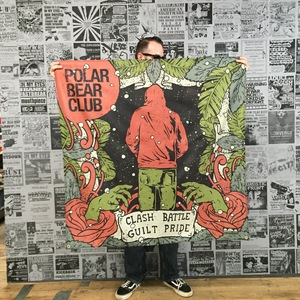 Polar Bear Club 'Clash Battle Guilt Pride' Banner