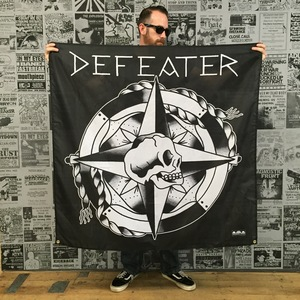Defeater 'Skull Compass' Banner