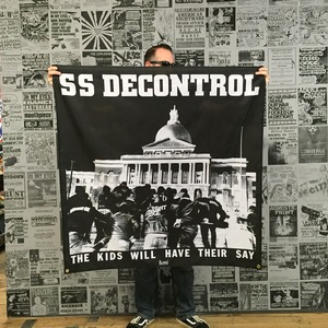 SSD 'The Kids Will Have Their Say' Banner