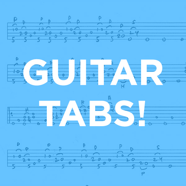 Invitation To Joy Guitar TABS