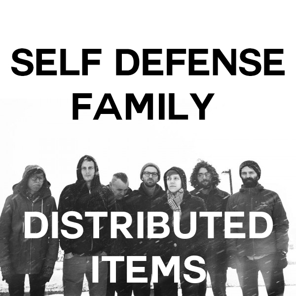 Self Defense Family - Distributed Items