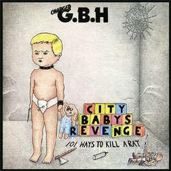 G.B.H. - City Babys Revenge: 101 Ways to Kill a Rat (colored vinyl LP)
