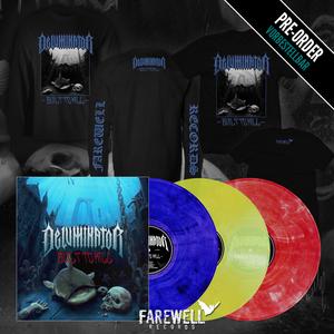 DELUMINATOR ´built to kill´ LP|CD [PRE-ORDER]