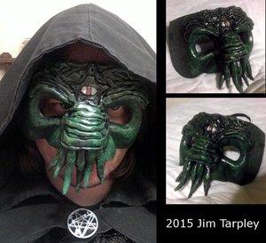 Cthulhu Cultist Mask