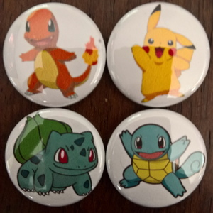 POKÉMON Character Pin Pack