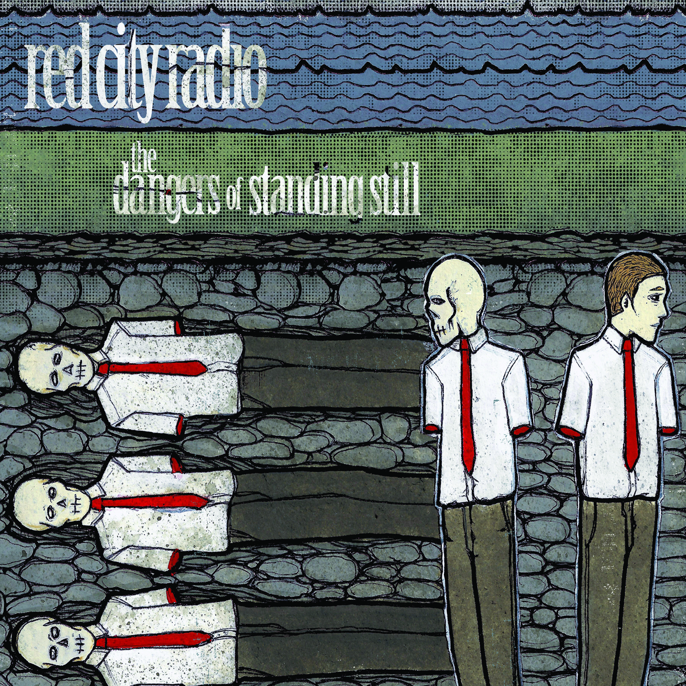 Red City Radio - The Dangers of Standing Still Digital Only (MP3 or FLAC)