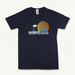 Wakefield Navy T-Shirt