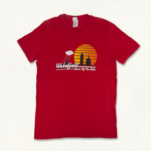 Wakefield Red T-Shirt
