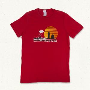 Wakefield Red T-Shirt