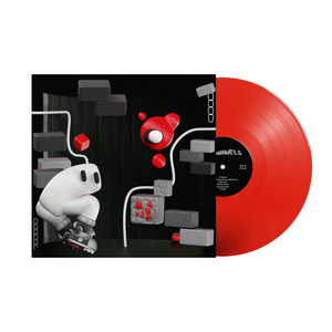 Downwell - Official Video Game Soundtrack (180g Red Vinyl)