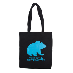 Young Mountain Tote Bag