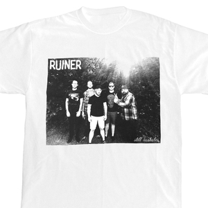 Ruiner 'Band Photo' T-Shirt