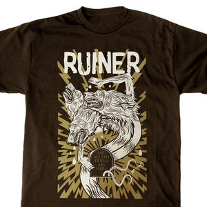 Ruiner 'All The Devils Are Here' T-Shirt