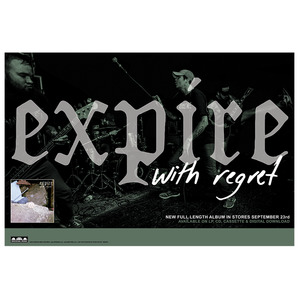 Expire 'With Regret' Poster