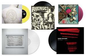 Wiretap FLASH SALE Vinyl Bundle