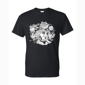 Adam Betts - Colossal Squid T-Shirt - PRE-ORDER