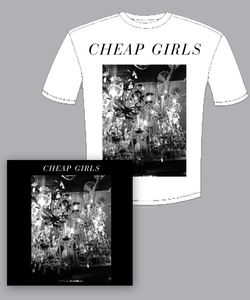 GOD'S EX-WIFE LP & White Shirt