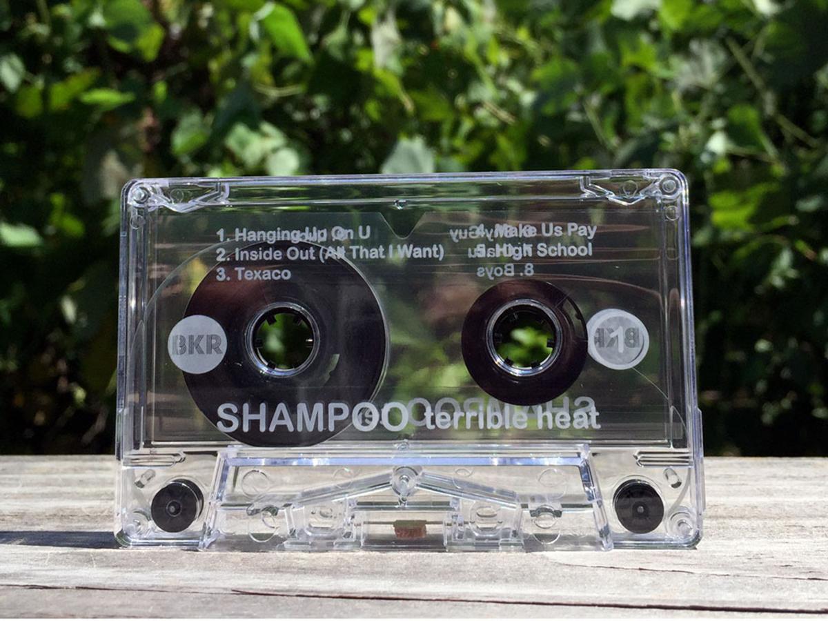 Shampoo - <em>Terrible Heat</em>