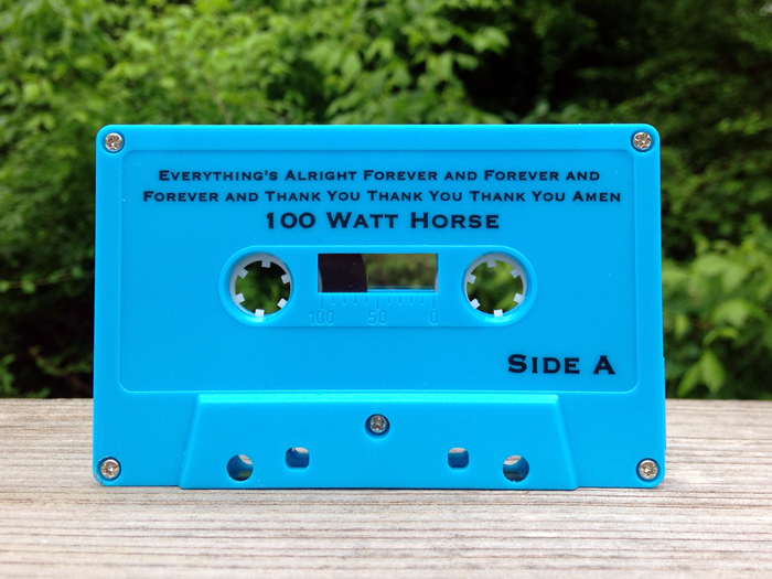 100 Watt Horse - <em>Everything Is Alright Forever and Forever and Forever and Thank You Thank You Thank You Amen</em>
