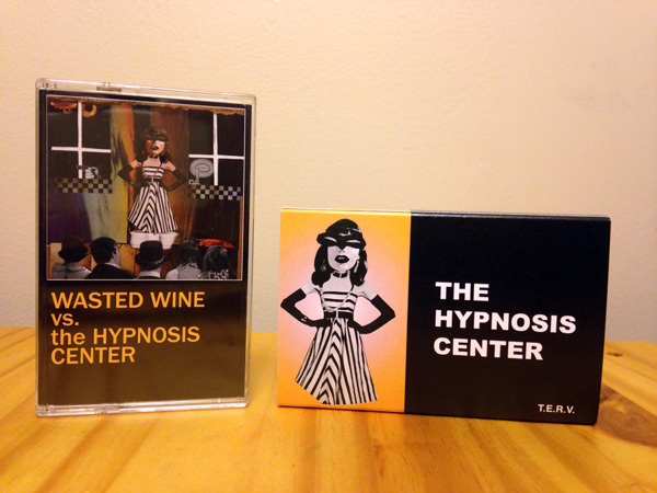 Wasted Wine - <em>Wasted Wine vs. The Hypnosis Center</em>