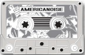 Americanoise Custom Enamel Pin