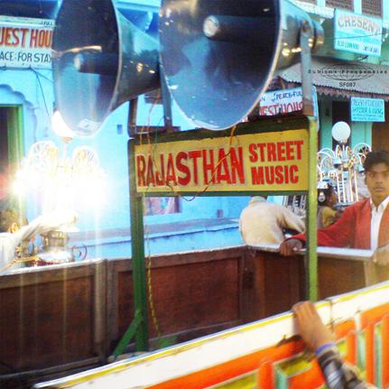 Rajasthan Street Music