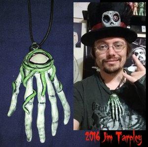 Hand of Glory Pendant