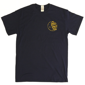 The Smith Street Band - Navy Starry Circle T-shirt