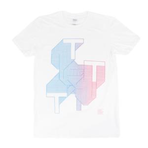 Three Trapped Tigers - TTT T-shirt - White